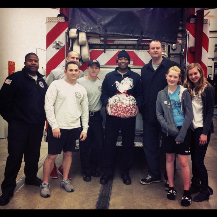 Impact 52 and firefighters