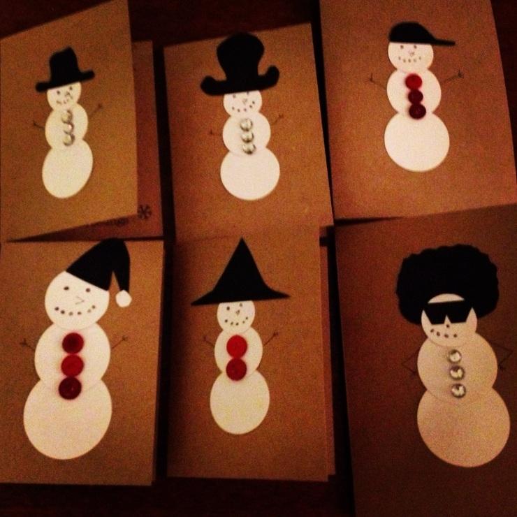 Impact 52 Christmas Cards