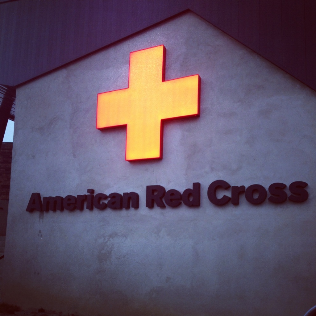 Impact 52 visits the American Red Cross