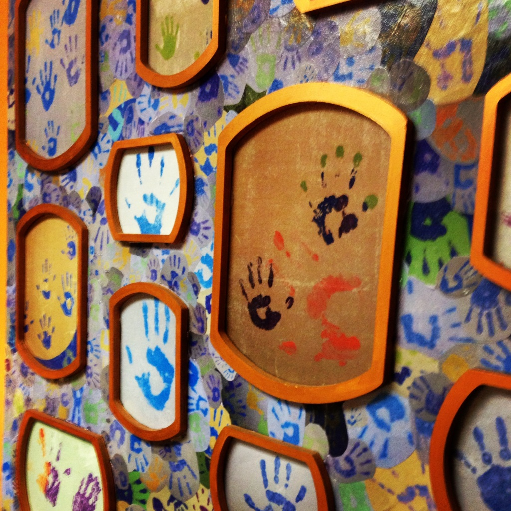 Impact 52- Handprints at SATC