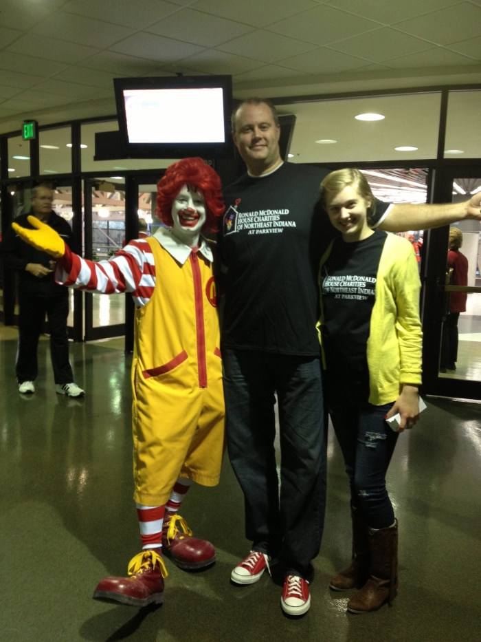 Impact 52 with Ronald McDonald