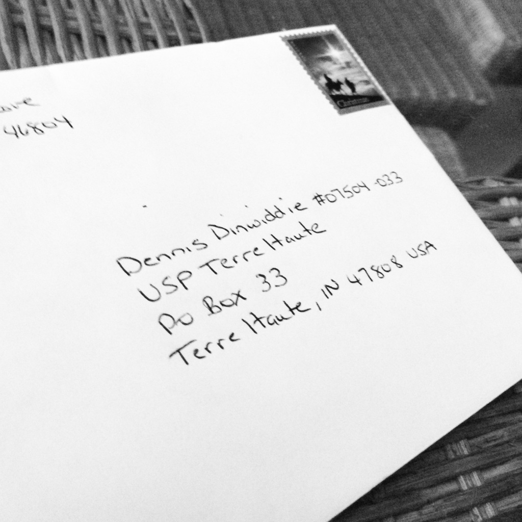 Impact 52 writes a letter to prison