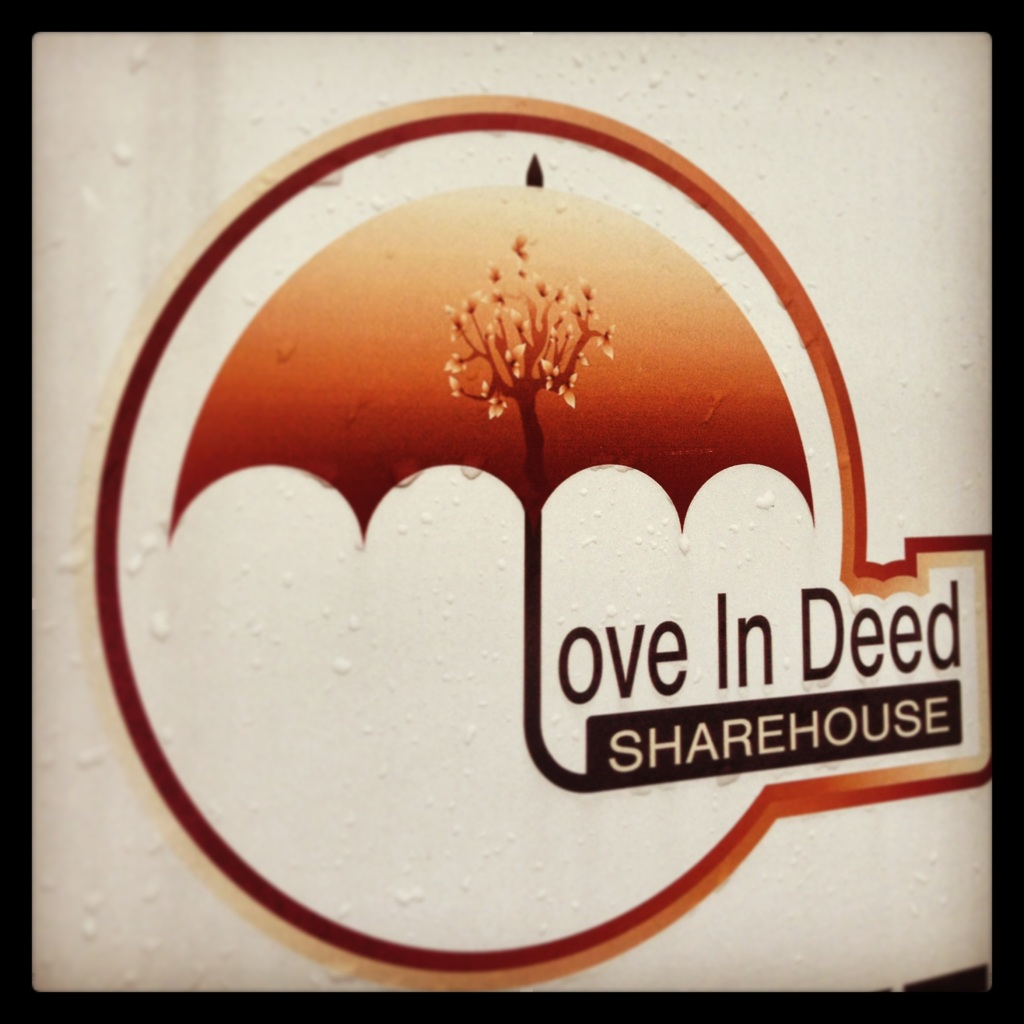 Impact 52 and Love In Deed SHAREHOUSE