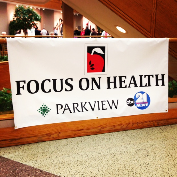 Impact 52 volunteers with Focus on Health