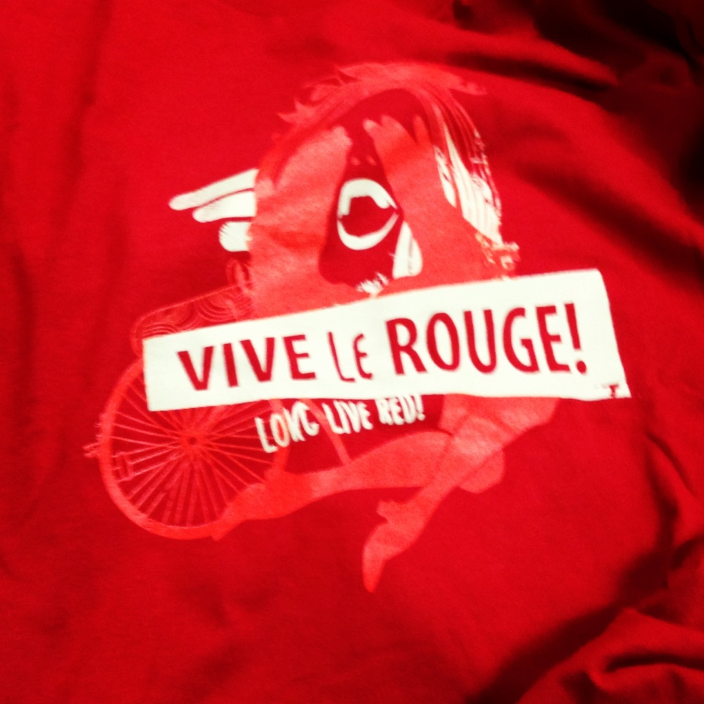 Impact 52 and Vive Le Rouge