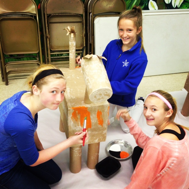 Impact 52 inspires youth to volunteer