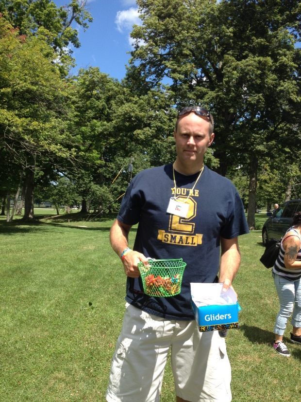 Impact 52 volunteers at Summer Pup-nic