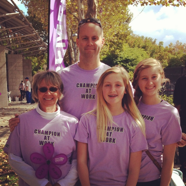Impact 52 supports the Alzheimer's Association