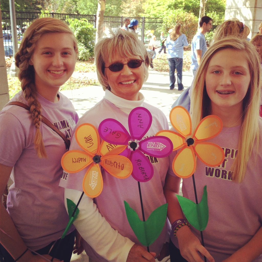Impact 52 walks to end Alzheimer's