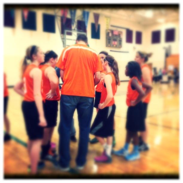 Orange on 3!