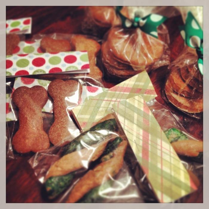 Impact 52 makes homemade goodies and dog treats for neighbors