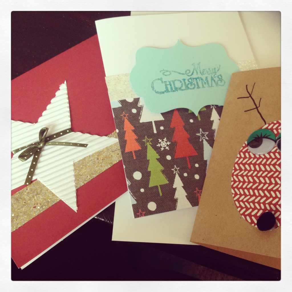 Impact 52 makes Christmas Cards for seniors