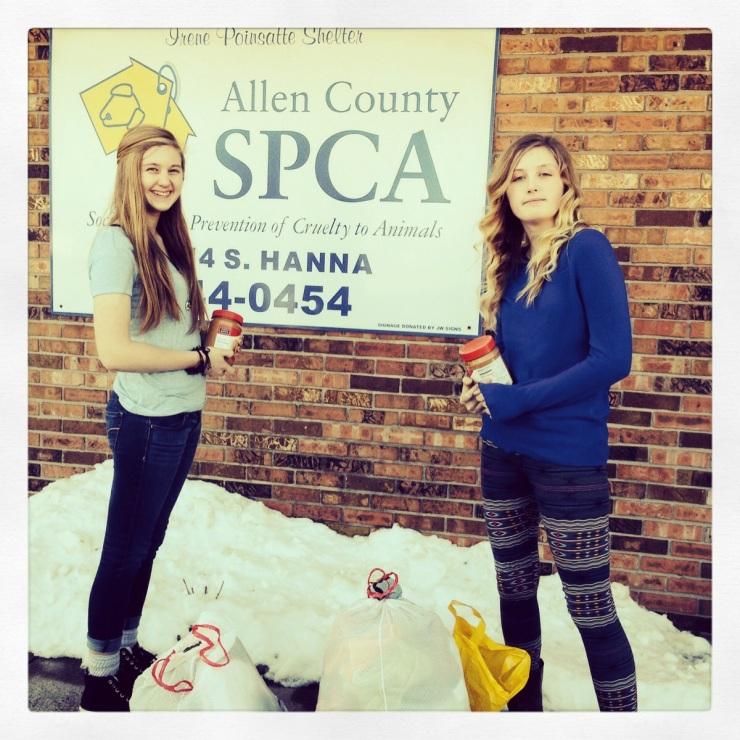 Impact 52 donates to the SPCA