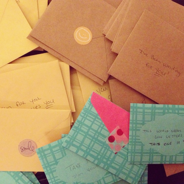 Impact 52 writes love letters