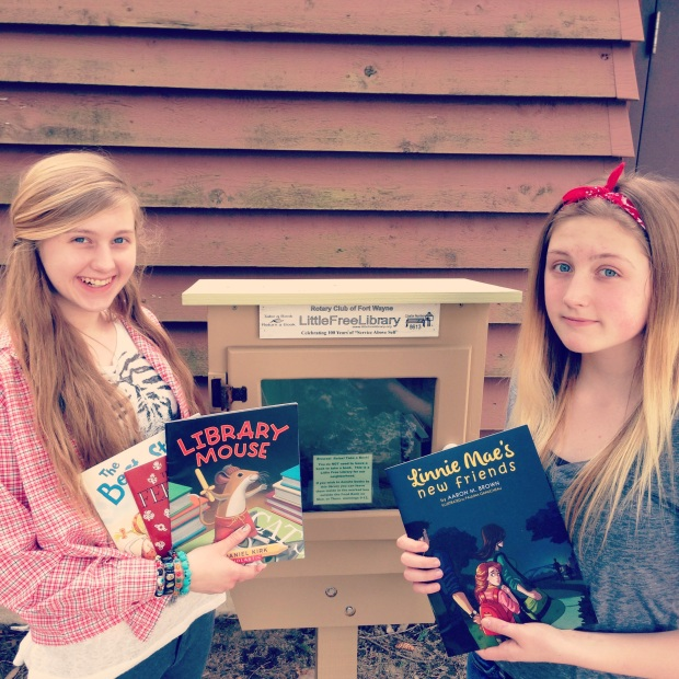 Impact 52 supports Little Free Library