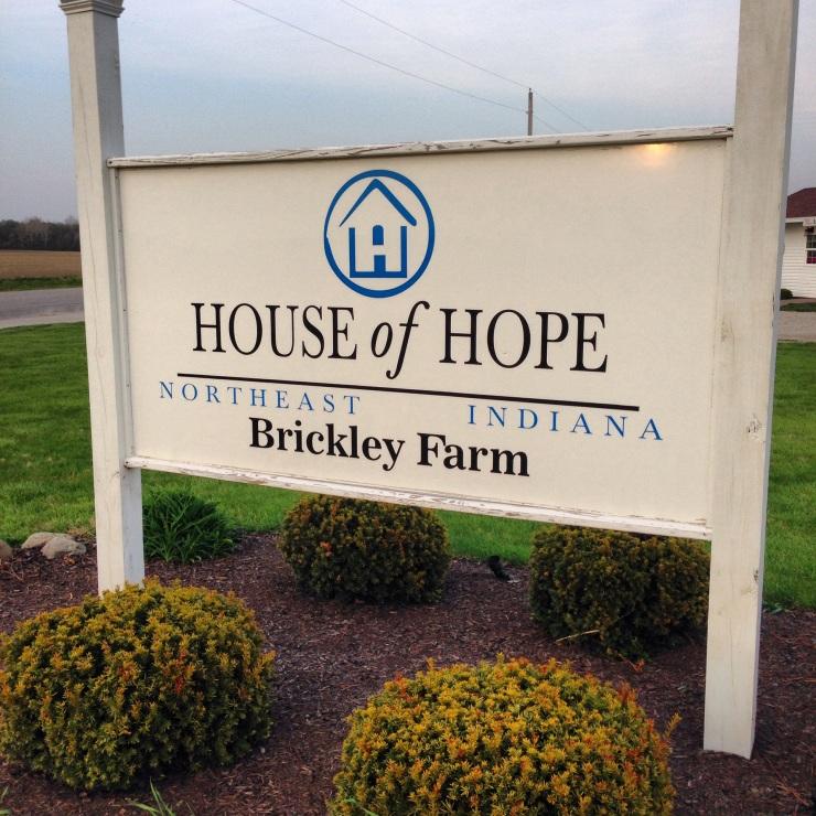 Impact 52 volunteers at House of Hope NEI