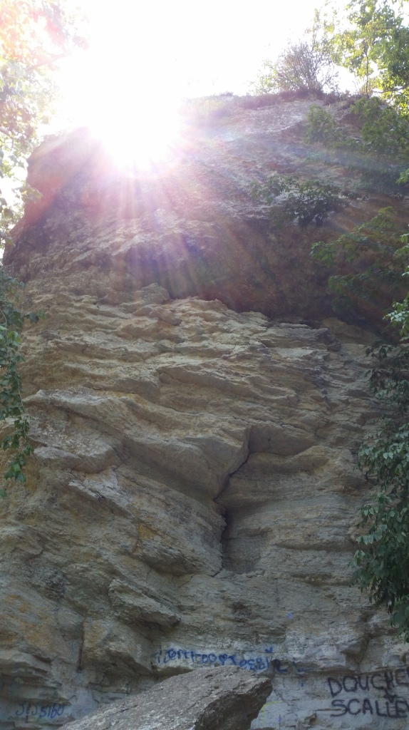Beautiful Hanging Rock via Impact 52