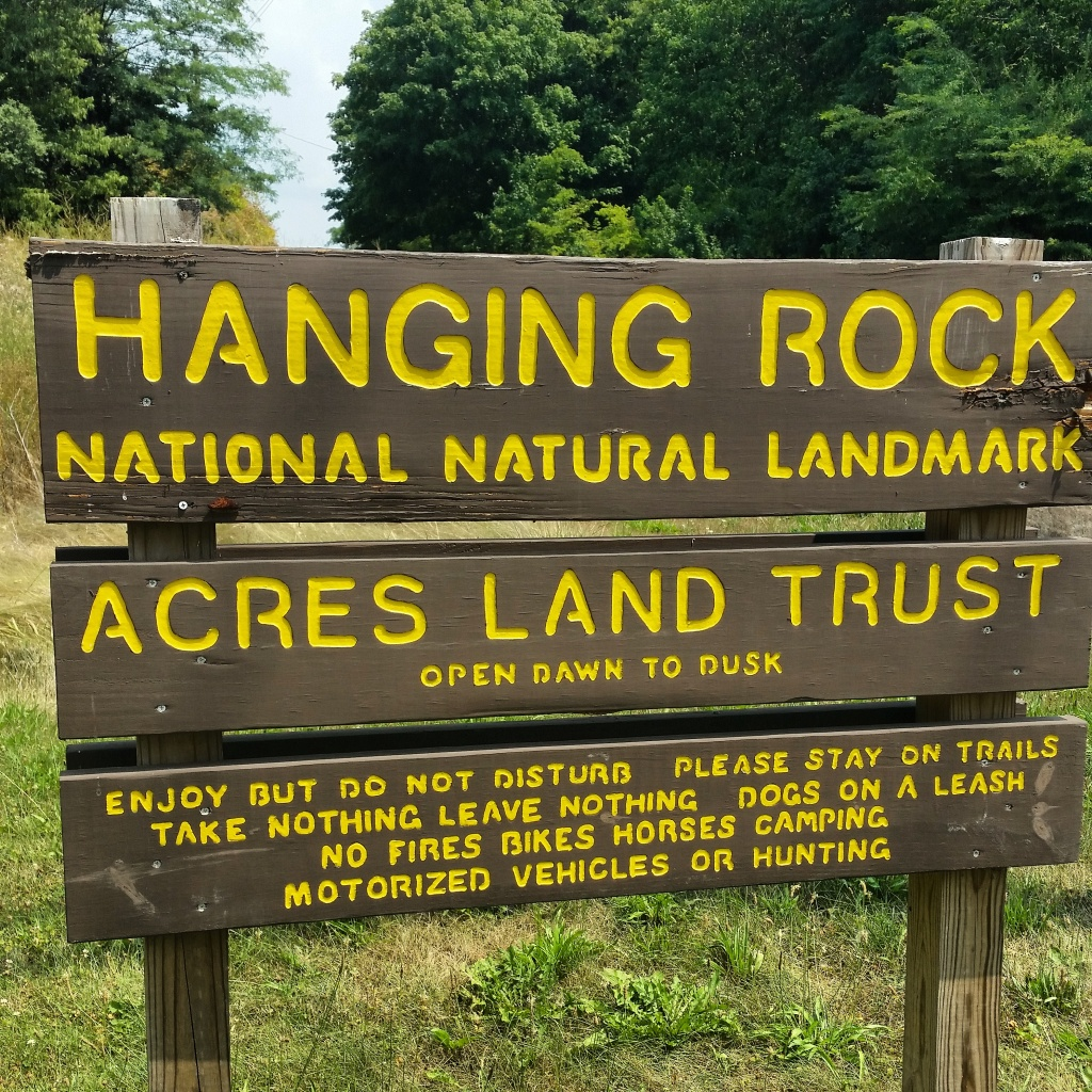 Impact 52 spends time at Hanging Rock