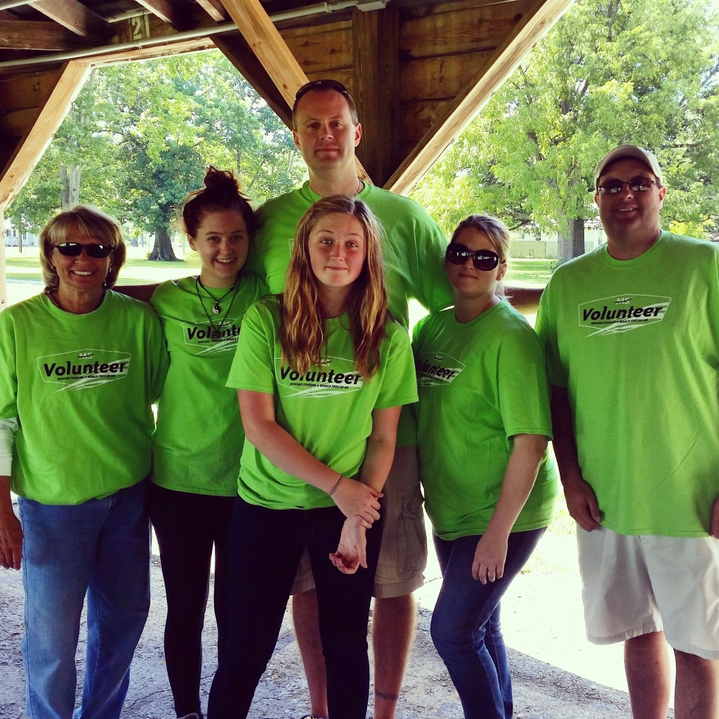 Impact 52 serves with National Multiple Sclerosis Society of Indiana