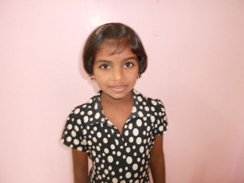 Sujatha's sponsorship photo