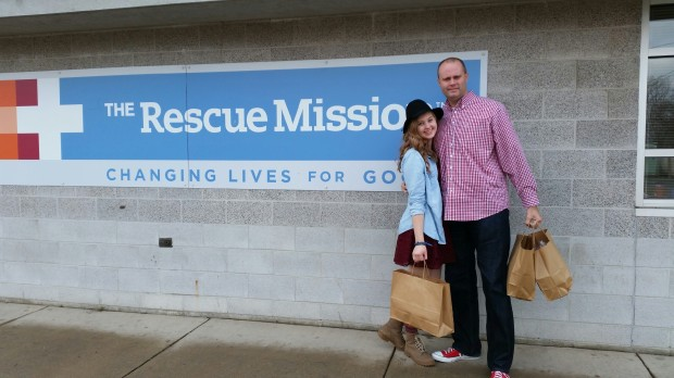 Impact 52 visits the mission on Christmas