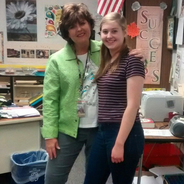 Impact 52 says thank you to teachers