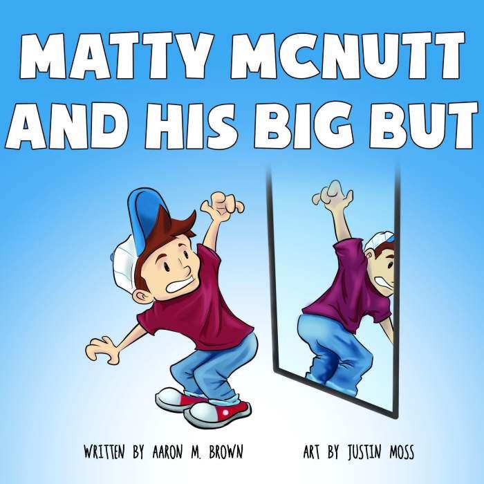 Matty McNutt Cover Final